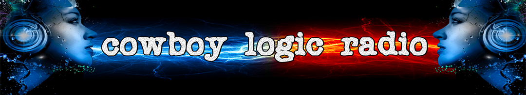 Cowboy Logic Radio / Donna Fiducia Productions Logo