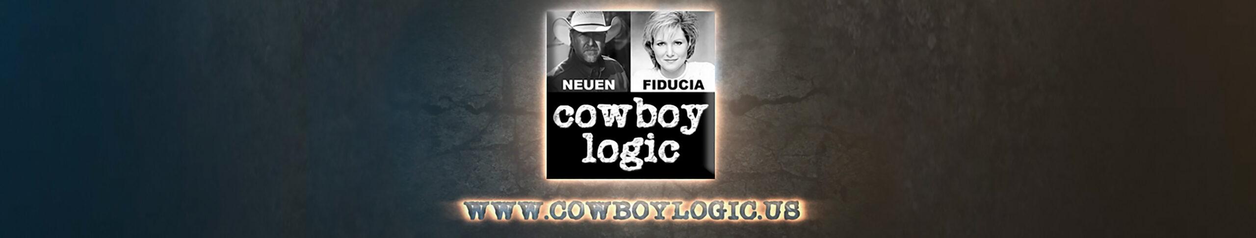 Cowboy Logic Radio / Donna Fiducia Productions Logo